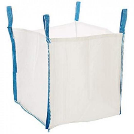 Saci Big Bags 115x110x100 cm, capacitate 1 tona (gură deschisă/fund plan)