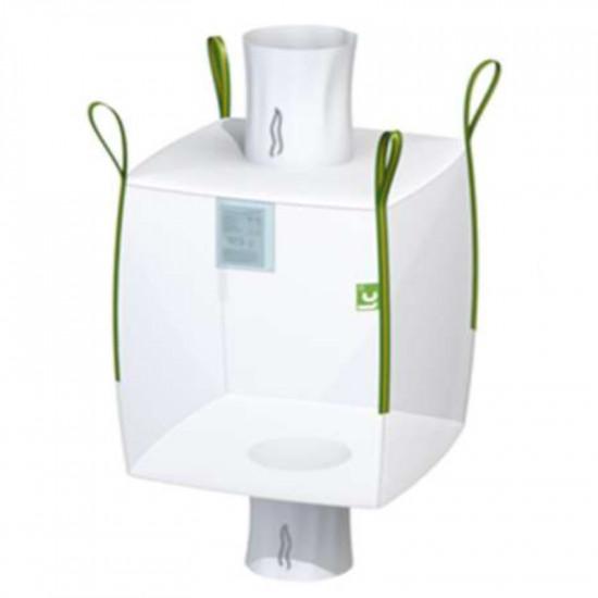 Saci Big Bags 90x90x140 cm, capacitate 1 tona (tub de incar./tub de desc.)