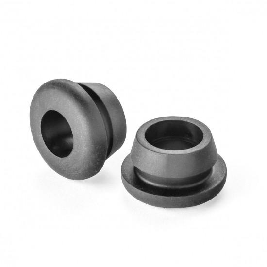 Garnitura Abrisa grande, 14 mm,  pentru banda sau tub pentru irigatii prin picurare
