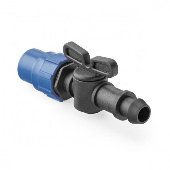Robinet tub picurare cu mare admisie a fluxului 16x14 mm - Spania (garnitura separat)